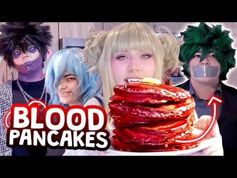 Toga's BLOOD Breakfast