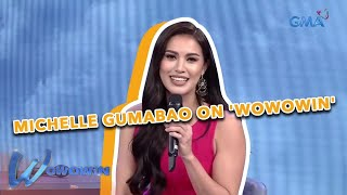 Wowowin: Michelle Gumabao, beauty queen na, voleyball champion pa!