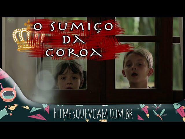 O Sumiço da Coroa [Filme infantil completo] HD 1080p