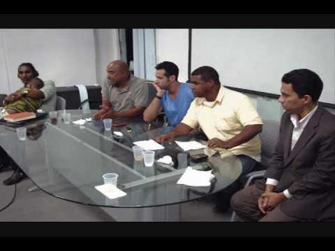 Debate sobre Ley de Cine Dominicano