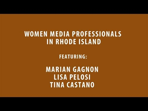 Women Media Professionals in Rhode Island