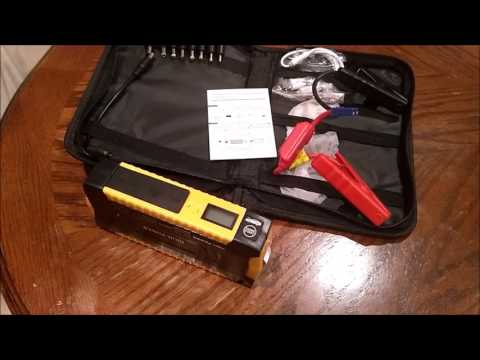 Jump Starter High Power 69800 mAp