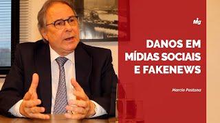 Marcio Pestana - Avanços tecnológicos, mídias sociais e fake news