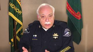 Sheriff Paul Pastor delays retirement