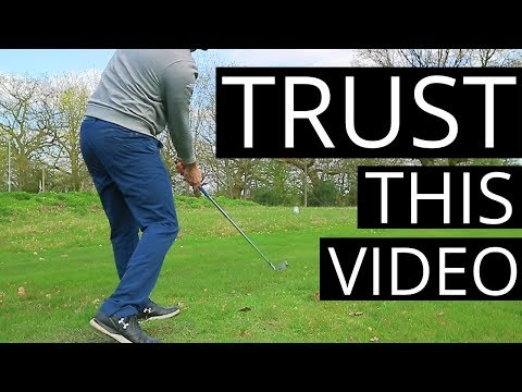"HOW TO ""FEEL"" THE PERFECT GOLF SWING"