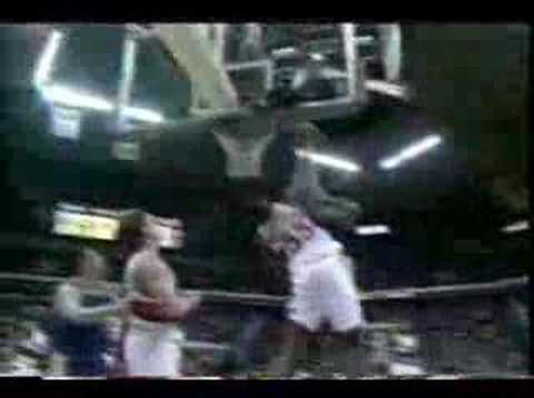NBA 1996-1997 Season Top 10 Dunks of the Year