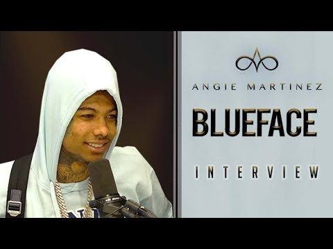 "Blueface Talks Who Really Created The Word ""Thotiana"" + Favorite Remix"