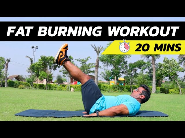 Weight Loss Exercises for Beginners   20 Min Morning Fat Burning Workouts   Yatinder Singh