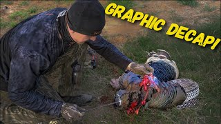 Texas Turkey Decap 2018| Bowmar Bowhunting |