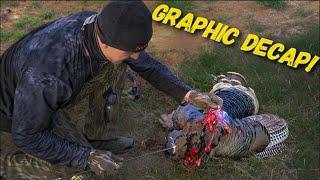 Texas Turkey Decap 2018| Bowmar Bowhunting |