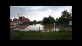 Наводнение, Бийск, 1 июня 2014