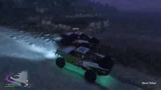 GTA ONLINE CUNNING STUNT - Vapid Desert Raid Customsation & Off Road Test