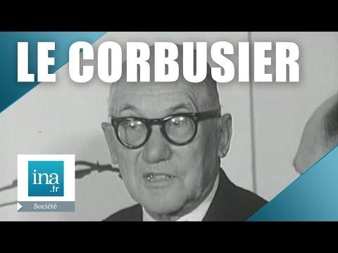 Le projet de ville de Le Corbusier | Archive INA