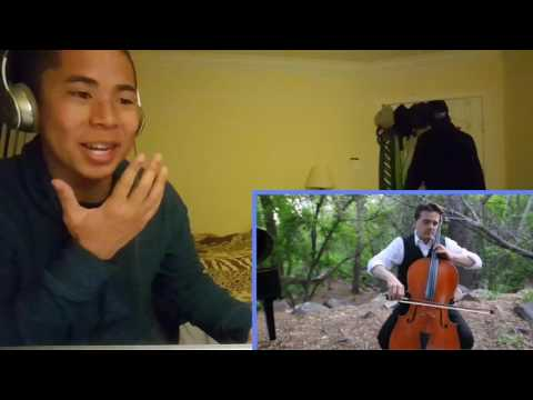 The Piano Guys REACTION!!! (FIRST TIME EVER)-A Thousand Years (Piano/Cello Cover)