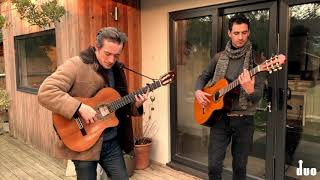 Nothing Breaks Like A Heart - Mark Ronson ft. Miley Cyrus (cover by duo) Video