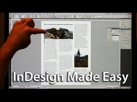 Adobe Indesign Easy Start