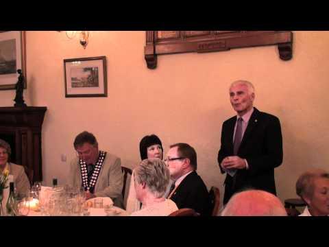 Rotary Club of Belfast awards three Paul Harris Fellowships.mov
