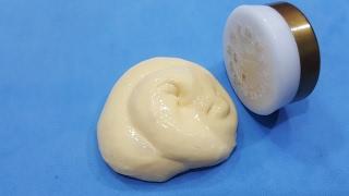 Học Cách Làm Slime Với kem Trang Điểm