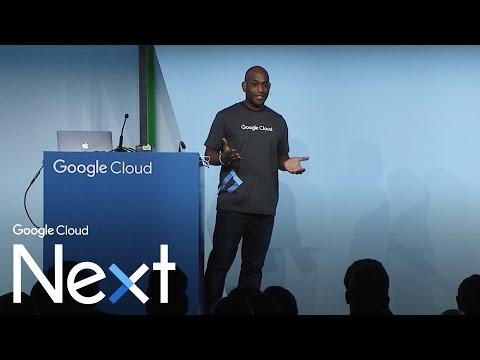 Container management and deployment: from development to production (Google Cloud Next '17)