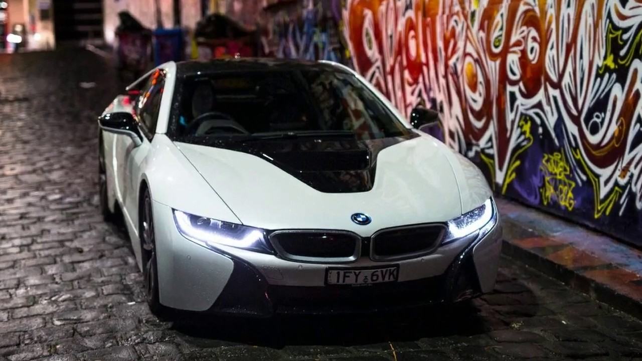 Review 2016 Bmw I8 Youtube