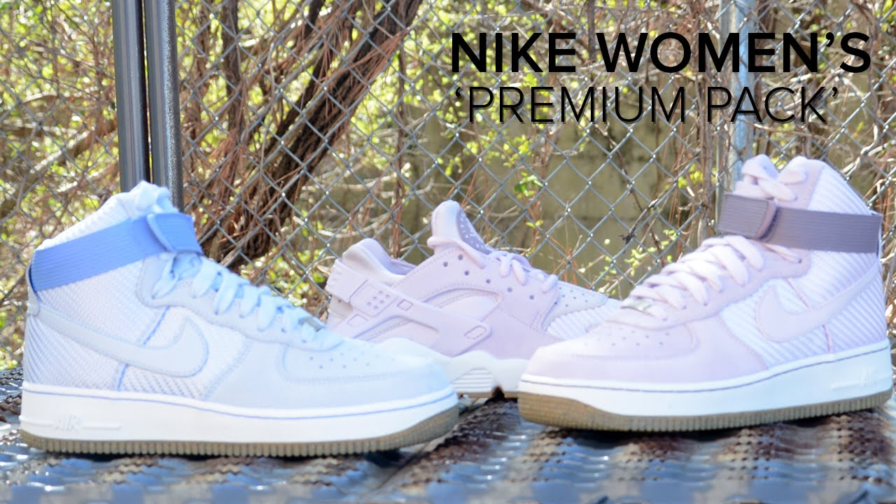 fe12c3ef8c7d Women s Nike  Premium Pack  Quick On Feet Review - YouTube