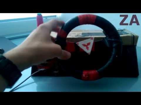 видео: Самодельный компьютерный руль