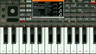 | 2.0 movie | theme music | keyboard notes | org 2019 |