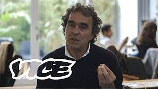 Cuestionario VICE: Sergio Fajardo