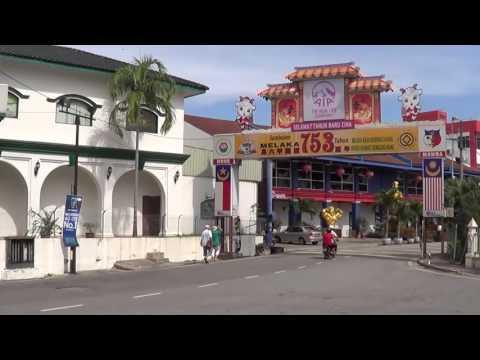Một ngày ở thành phố cổ Malacca (Malaysia)