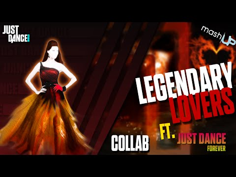Just Dance 2016 | Legendary Lovers - Katy Perry (AP) | MashUp Collab ft JD Forever | FANMADE