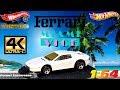 #0070 Ferrari Testarossa Miami Vice [Custom] (Hotwheels 1990)
