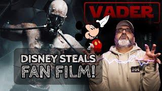 Star Wars Theory Vader Fan Film Disney Copyright Claim | BOYCOTT ?