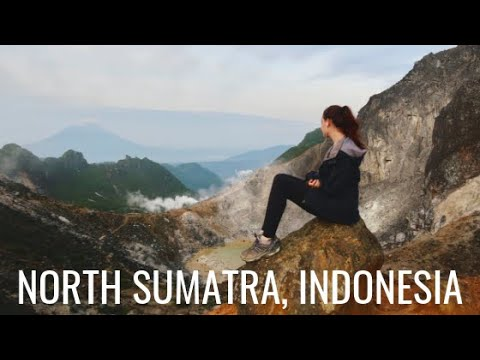 Exploring North Sumatra, Indonesia