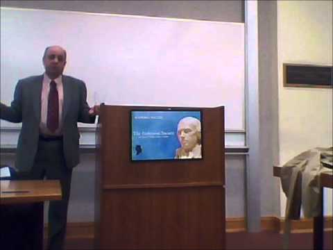 Is Hate Crime Legislation Necessary and Fair? James Jacobs at Rutgers Federalist Society (Newark)
