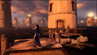 "Bioshock Infinite - Sea of Doors: Constants & Variables ""Doors To Everywhere"" Scene, Lighthouses PS3"