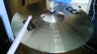 "Meinl HCS 14"" hihat HQ sound test"