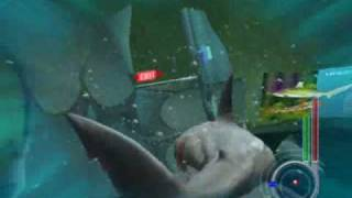 great white shark vs killer whale dolphin jaws unleashed gameplay