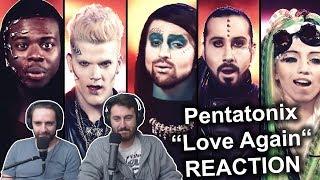 """""""Pentatonix - Love Again"""" Reaction"""