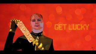 Daft Punk - Get Lucky feat. Сергий Астахов