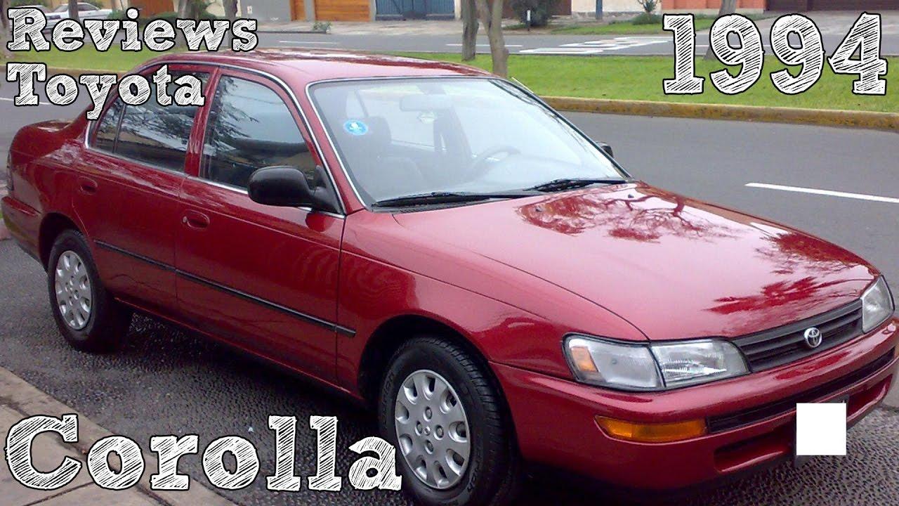 Kelebihan Corolla 1994 Perbandingan Harga