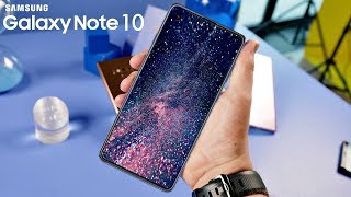 Samsung Galaxy Note 10 Price, Specifications, Release Date in INDIA