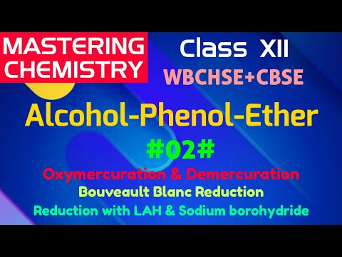 Organic Chemistry Elimination Reactions - Alkenes, Alkyl Halides, Alcohol Dehydration E1, E2, E1CB from YouTube · Duration:  1 hour 2 minutes 25 seconds