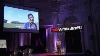 Old technology for a new education: Neil D'Souza at TEDxAmsterdamED