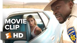 Detour Movie CLIP - Arrested (2017) - Tye Sheridan Movie