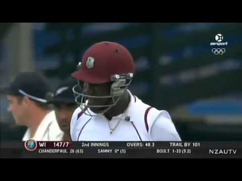 Trent Boult 10 Wickets vs. West Indies (Wellington, 2013)