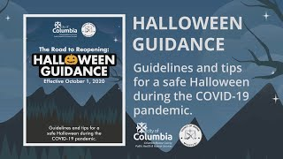 101320 Halloween Guidance