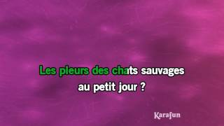 Karaoké L'air du vent - Pocahontas *