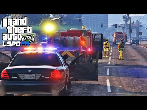 GTA 5 - LSPDFR #35   Repeat Offender!