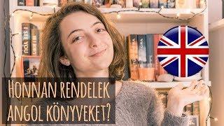 Honnan rendelek angol könyveket?
