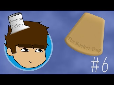 Bizarro Bakery #6: The Bucket Trap [Henry Danger]
